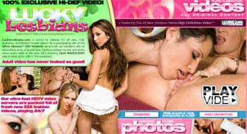 Get Access to Lucky Lesbians - All in stunning 16x9 WIDESCREEN ratio in sizes up to 1280 x 720 resolution!